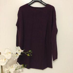 NWT Tahari extrafine merino wool sweater size S